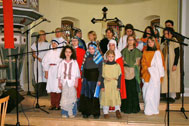 Weihnachtsmusical Kinderchor Bad Blankenburg 2002