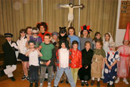 Kinderchor Fasching 2000