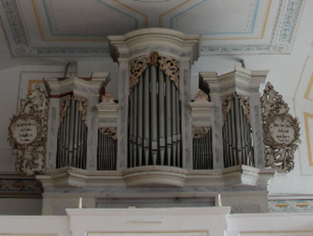 Orgel Wittmansgereuth